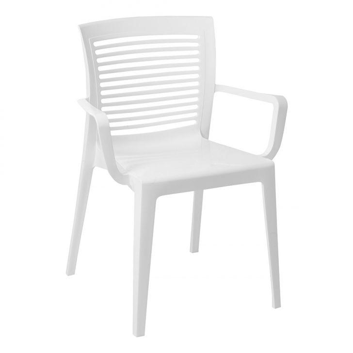 Cadeira Victoria Vazada Branco