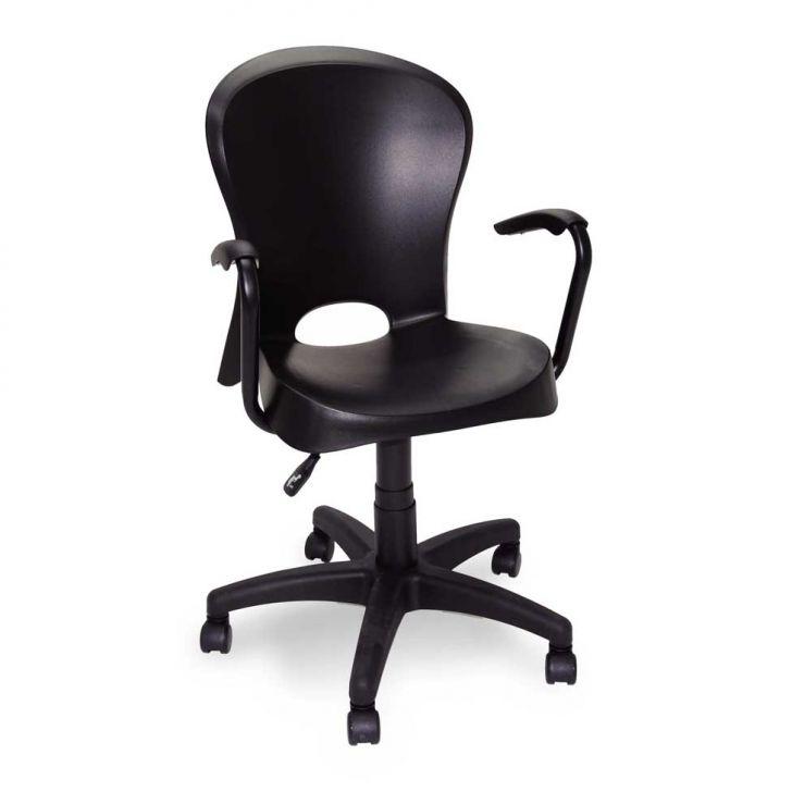 Cadeira de Escritório Diretor Jolie Preto