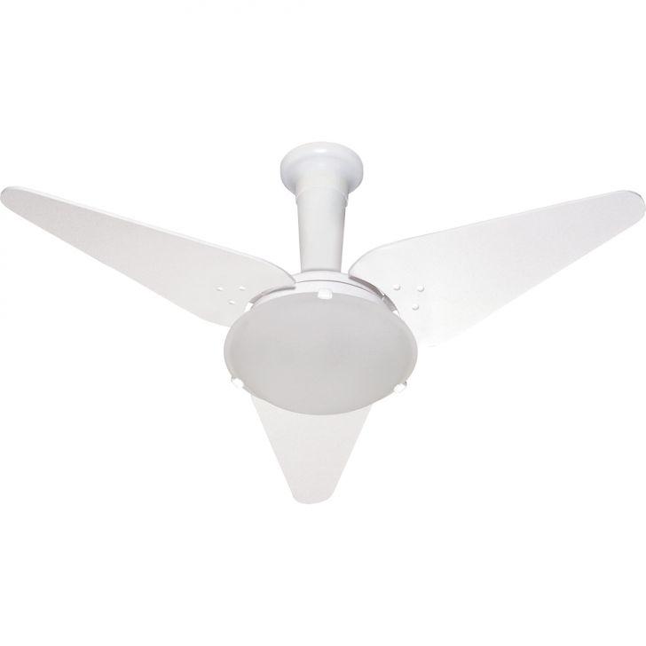 Ventilador Omena 220V 3P Clm At Branco 138,7 W Teto BRANCO