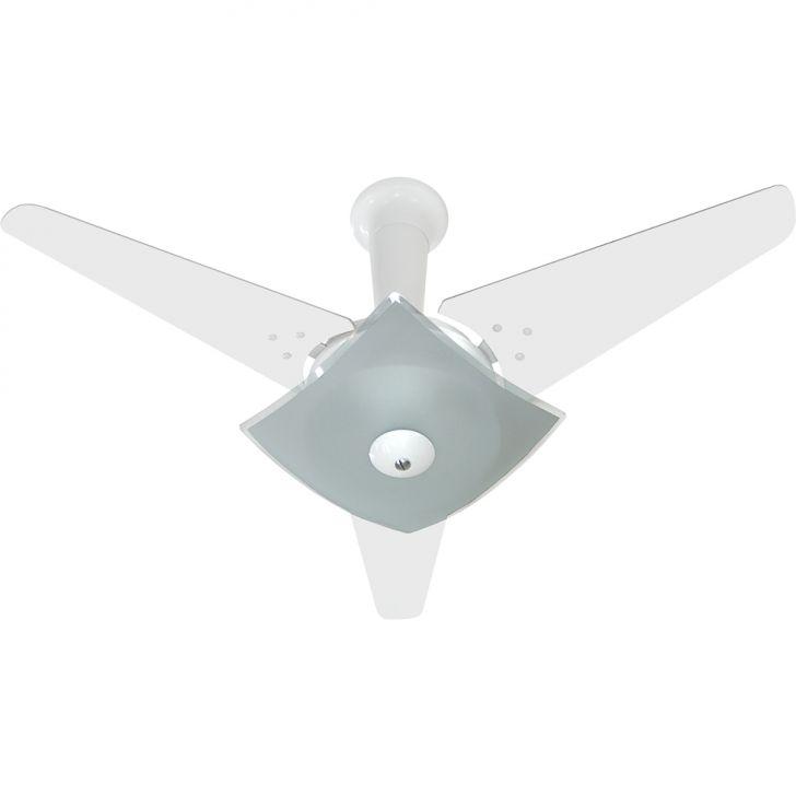 Ventilador Quadrimax 110/127V 3P Clm At Branco 138,7 W Teto BRANCO
