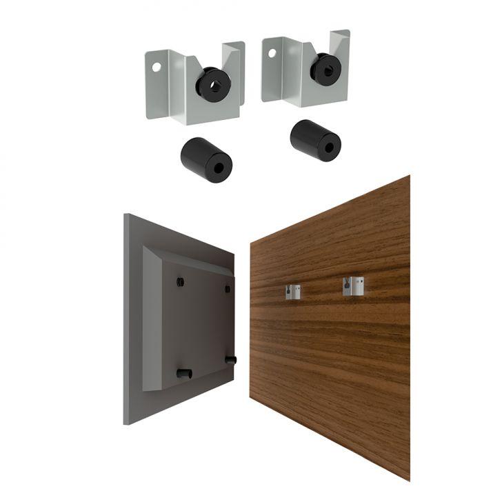 painel para tv 60 polegadas toledo branco e rtico 182 cm. Black Bedroom Furniture Sets. Home Design Ideas