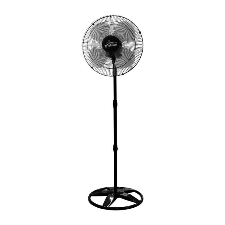 Ventilador Coluna Light 50cm 220 V Preto Venti-Delta