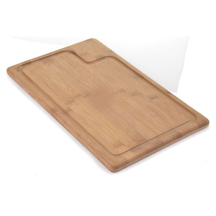 Tábua Para Churrasco Supreme Bambu 37 cm