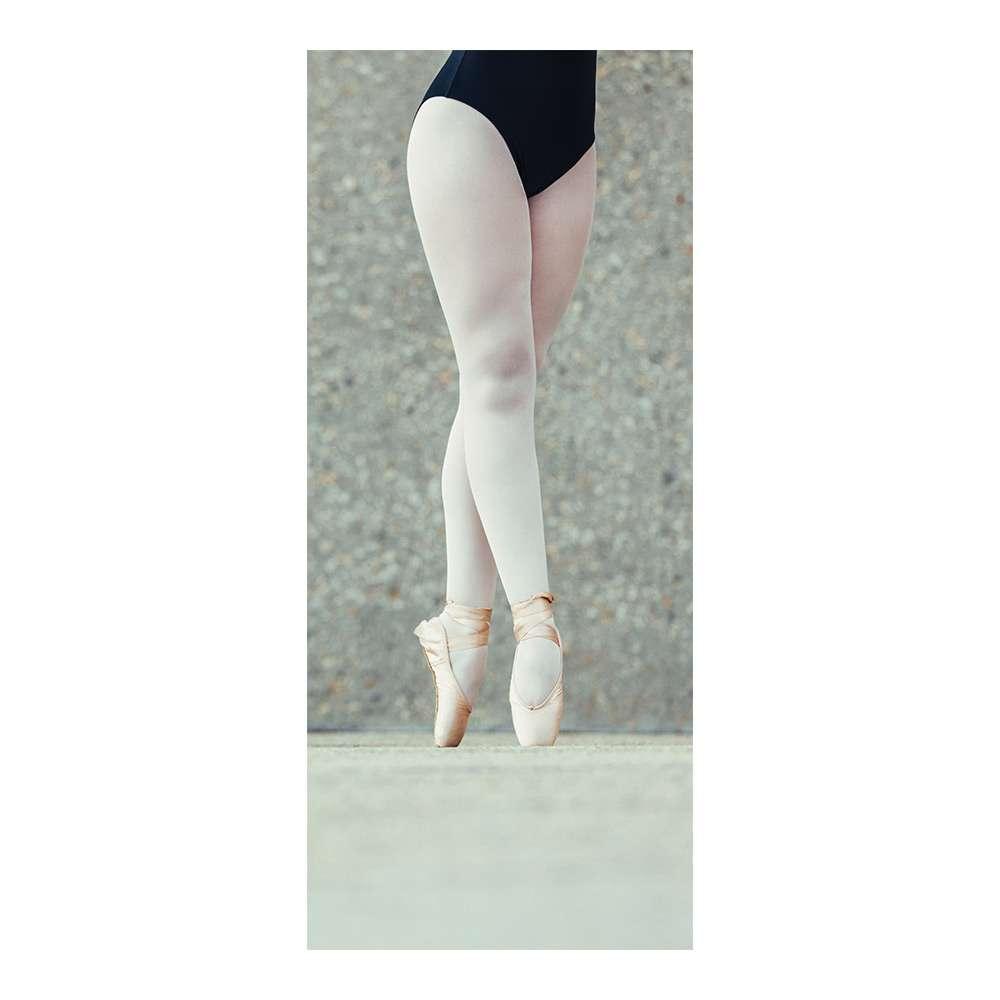 83a71d1802 Adesivo Decorativo de Porta - Ballet - Bailarina - 1942cnpt
