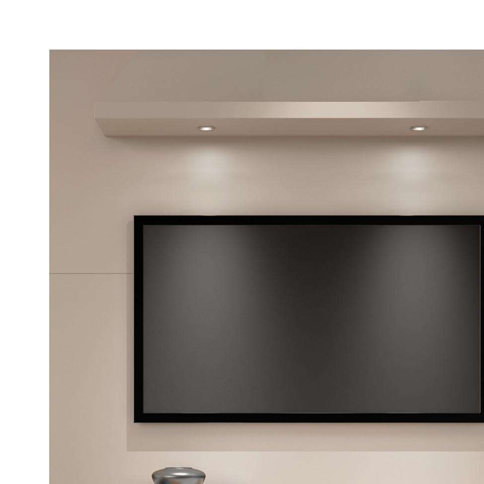 painel para tv 60 polegadas thor fendi 140 cm. Black Bedroom Furniture Sets. Home Design Ideas