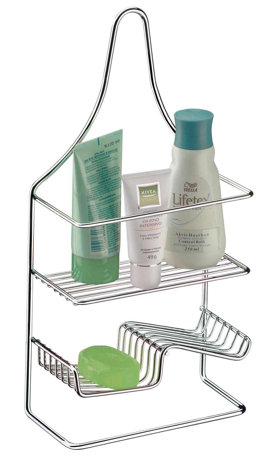ca5b807e1 ... Acessórios para Banheiro · Suportes Para Shampoo.  Imagens meramente  ilustrativas