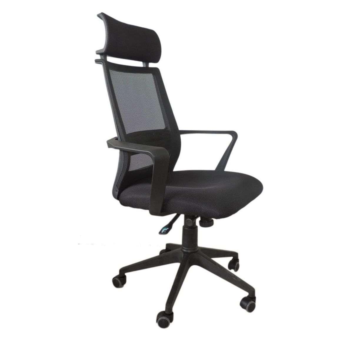 32d59b4d7 Cadeira Presidente Giratória Em Tela Mesh Pelegrin Pel-493