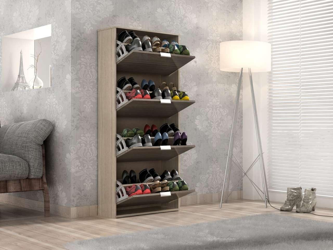 f58e43f44 Sapateira cor Perola Rovere Para Vários Sapatos