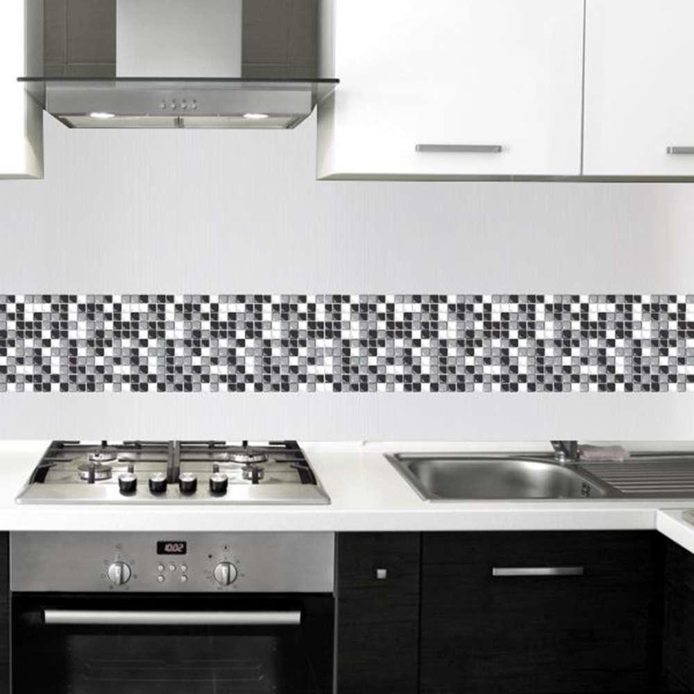 ec9b466e9 Border - Faixa decorativa para cozinha 750 - Preto