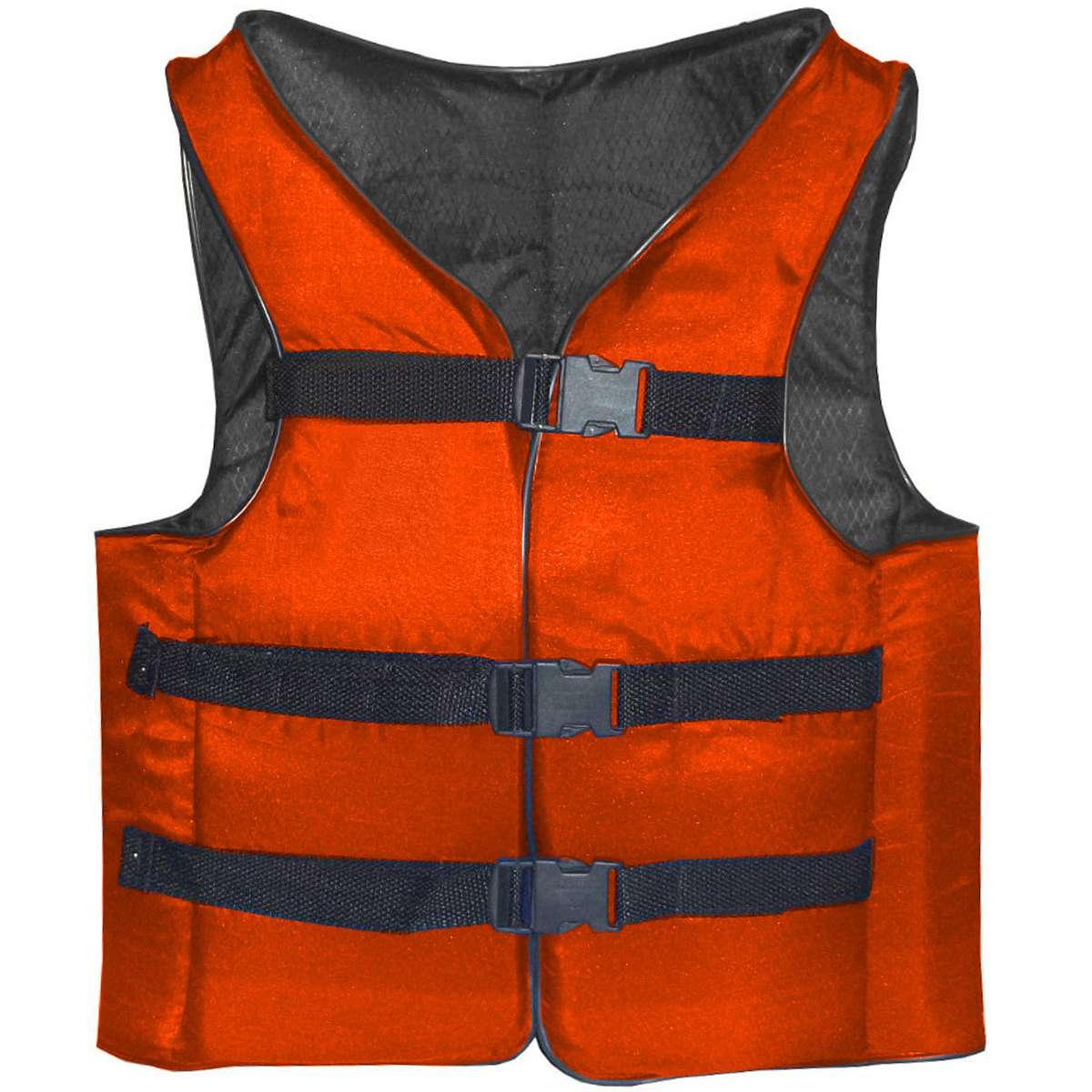 80227f4f1 Colete Salva Vidas Auxiliar Flutuação Laranja Presilha 100kg