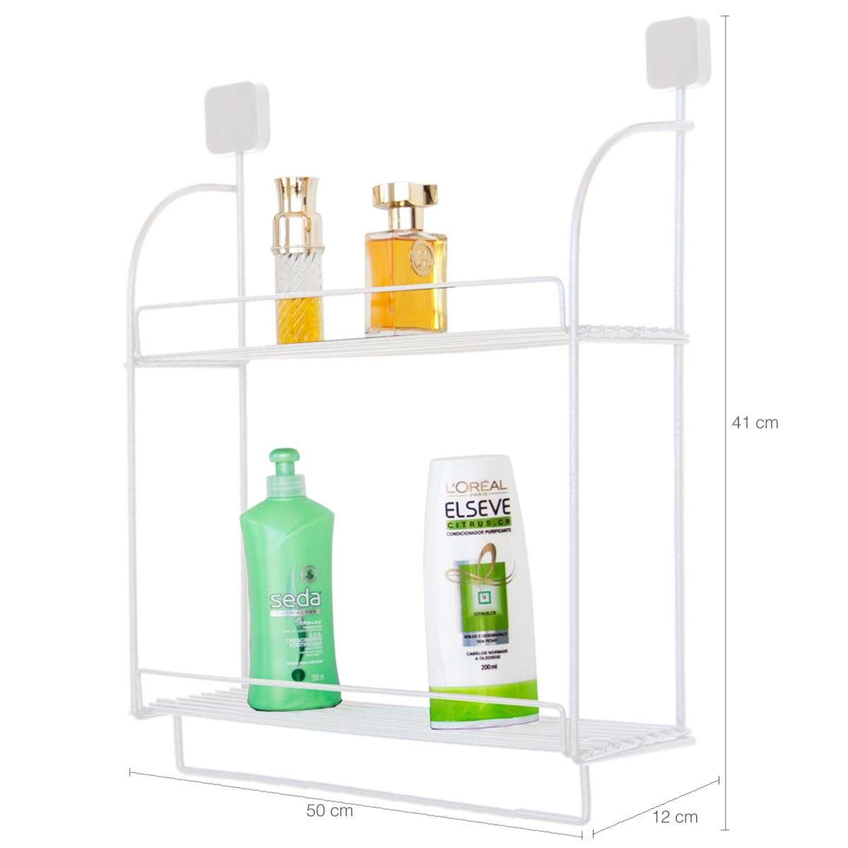 ed9dd439d ... Acessórios para Banheiro · Suportes Para Shampoo. Cadastro realizado  com sucesso.  Imagens meramente ilustrativas