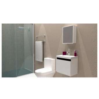 Gabinete Para Banheiro Diversas Opções Mobly